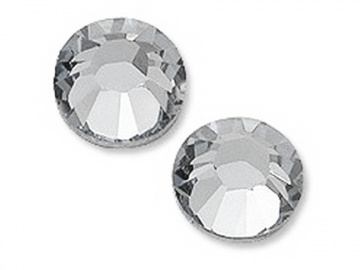 Стразы Swarovski Elements SS 3, серебро 100 шт